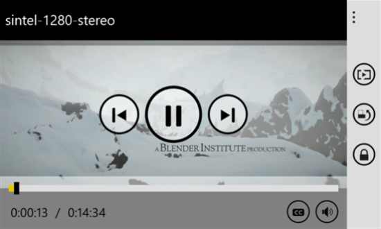 Windows Phone için Mx Player güncellendi