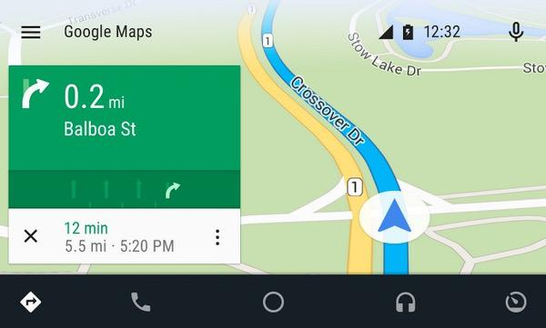 Android Auto resmen başlıyor