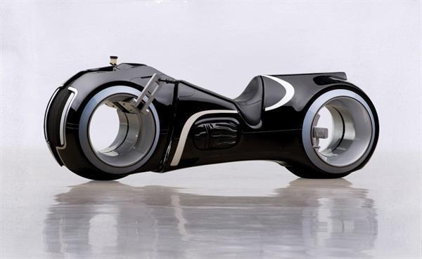 Tron dünyasının sıradışı motosikleti satışa çıkıyor