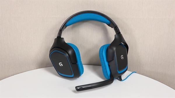 Logitech G430 7.1 Oyuncu Kulaklığı inceleme videosu