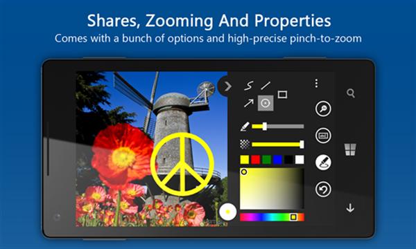 Windows Phone için hazırlanan Photo Marker güncellendi