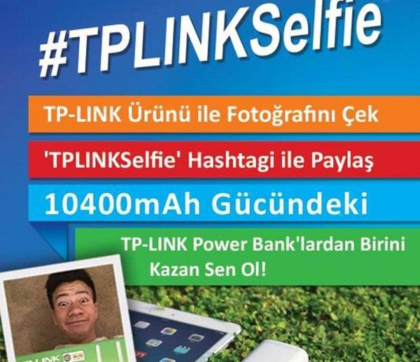 TP-LINK özçekim tutkunlarına yönelik yeni bir yarışma başlatıyor