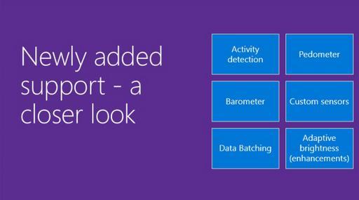 Windows 10'un fiziksel aktivite takibi görüntüleri ortaya çıktı