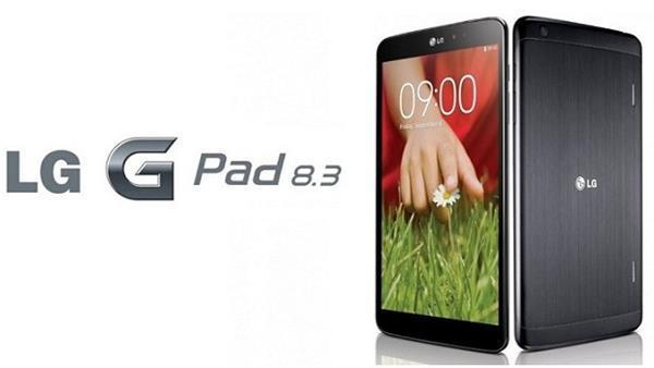 LG G Pad serisi için Lollipop güncellemeleri başlıyor
