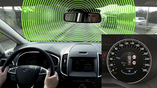 Ford, akıllı hız sınırlama teknolojisiyle cezaları önlemeyi hedefliyor