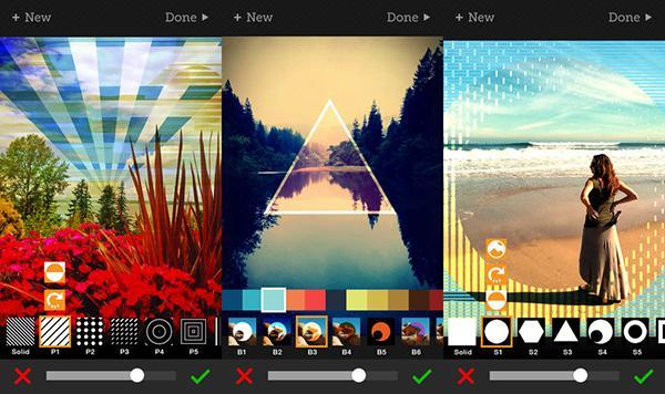 iOS uyumlu fotoğraf düzenleme uygulaması Tangent artık ücretsiz