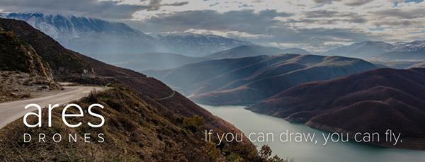 'Çizebiliyorsan uçabilirsin' diyen Ares, Kickstarter'da destek aramaya başladı