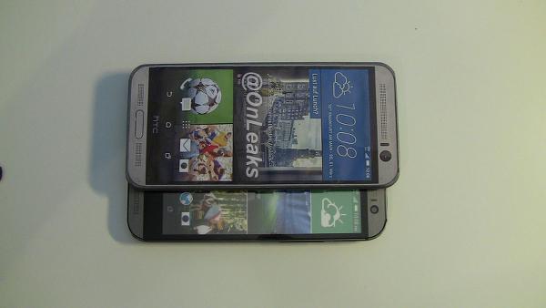 HTC One M9 Plus maketi de ortaya çıktı