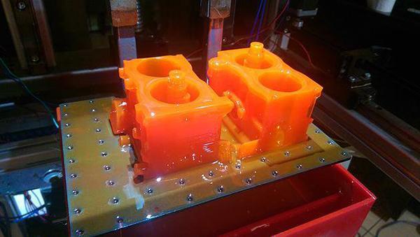 Hızıyla dikkat çeken yeni bir üç boyutlu baskı sistemi: Gizmo 3D