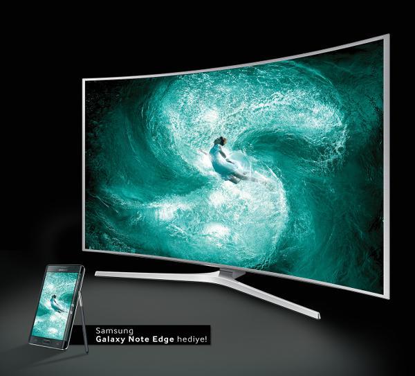 Samsung SUHD televizyonlar önemli bir kampanya ile satışa çıkıyor