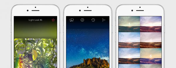 800'den fazla filtre barındıran yeni iOS uygulaması: Filters