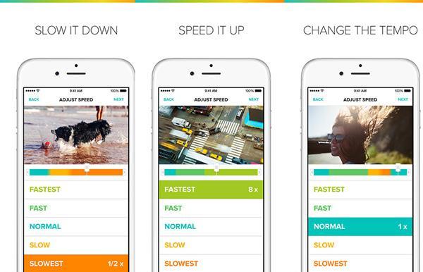 Yeni iOS uygulaması Tempo, yavaş çekim ile zaman atlamalı çekimi birleştirebiliyor