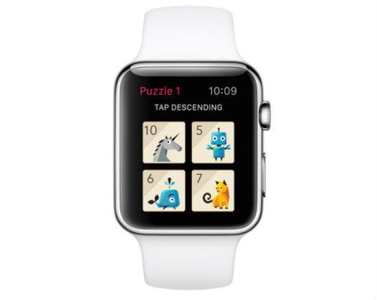 İlk Apple Watch oyunu Rules! oldu