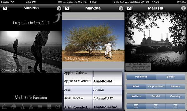 iOS uyumlu fotoğraf uygulaması Marksta artık ücretsiz
