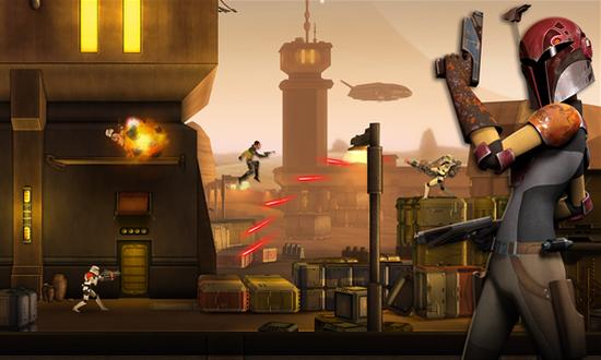 Star Wars Rebels: Recon Missions mobil cihazlar için indirmeye sunuldu
