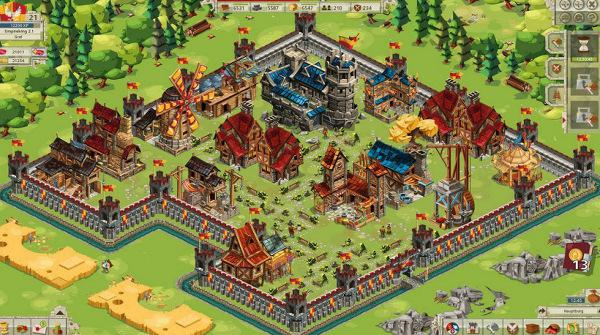 Goodgame Studios oyun devlerinin arasına katılmayı hedefliyor