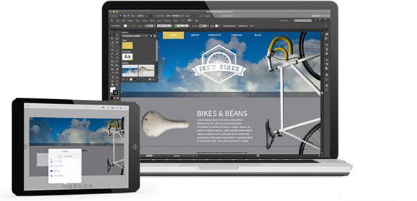 Adobe'den iPad'e özel yeni uygulama: Comp CC