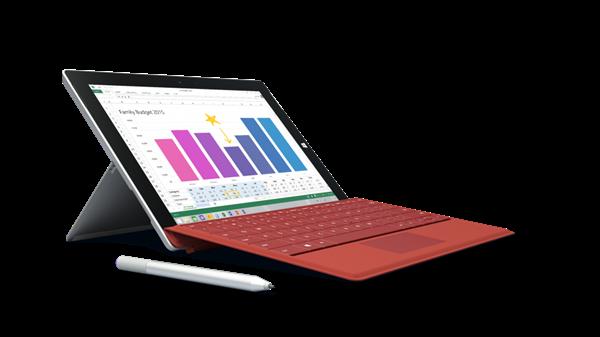 Microsoft yeni Surface 3 tabletini tanıttı