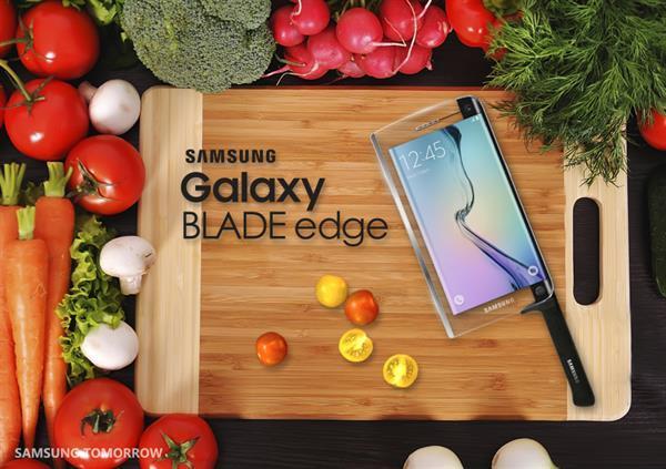 Samsung'dan 1 Nisan şakası :