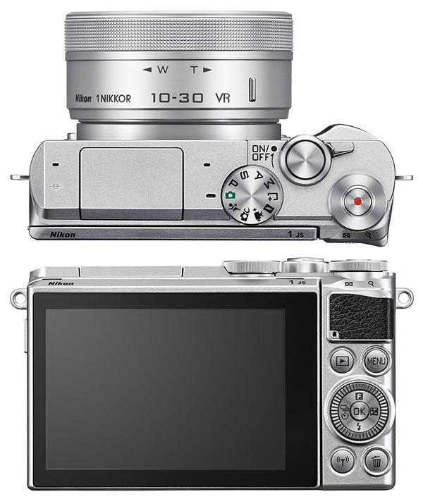 Retro tasarım, 4K video, 20.8MP çözünürlük: Huzurlarınızda Nikon'un yeni aynasız fotoğraf makinesi 1 J5