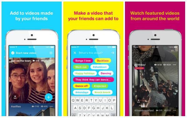 Facebook ortak video hazırlayabileceğiniz Riff uygulamasını yayımladı