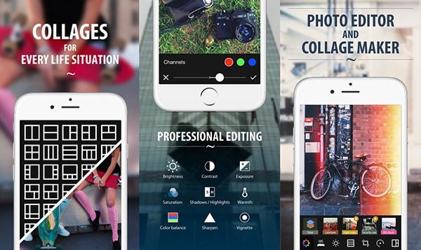 iOS uyumlu fotoğraf editörü Camly Pro ücretsiz yapıldı