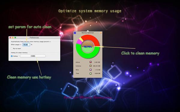 Mac platformunun optimizasyon uygulamalarından Optimizer artık ücretsiz