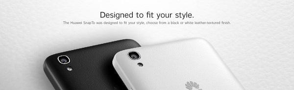 Huawei'den Moto G'ye rakip $180'lık SnapTo