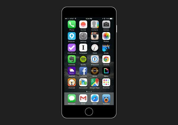 iOS için #Homescreen uygulaması güncellendi
