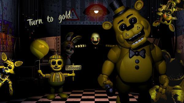 Five Nights at Freddy's beyazperdeye geliyor