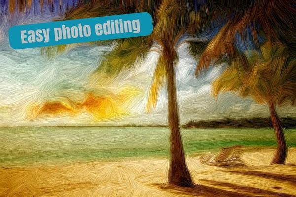 Bonfire Photo Editor yeni bir fotoğraf düzenleme uygulaması