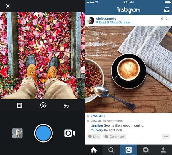 Instagram'ın iOS uygulamasına Renk ve Soldur araçları eklendi
