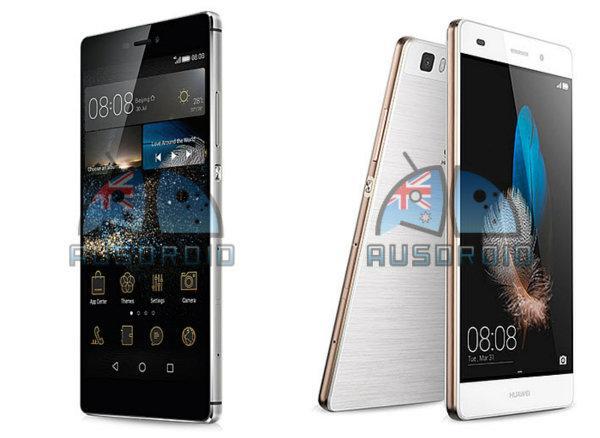 Huawei P8 ve P8 Lite basın görselleri sızdırıldı