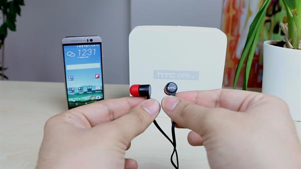 HTC One M9 inceleme videosu