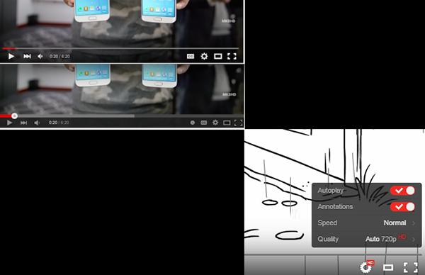 YouTube, yeni web oynatıcısını test ediyor