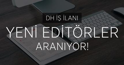Donanımhaber Yeni Editörler Arıyor !