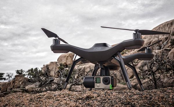 3D Robotics'den otonom uçuş yetenekleriyle dikkat çeken yeni insansız hava aracı: Solo