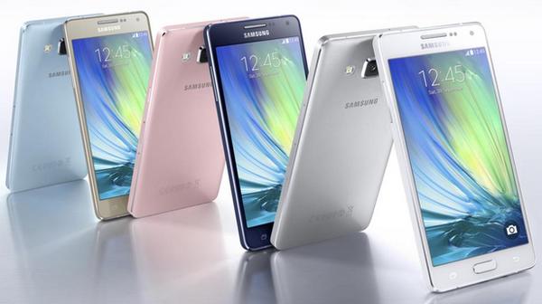 Samsung'un en incesi Galaxy A8 olacak