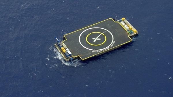 SpaceX, TSİ 23.33'de uzaya tekrar kullanılabilir roket gönderiyor (Ertelendi - 14 Nisan TSİ 23.10)