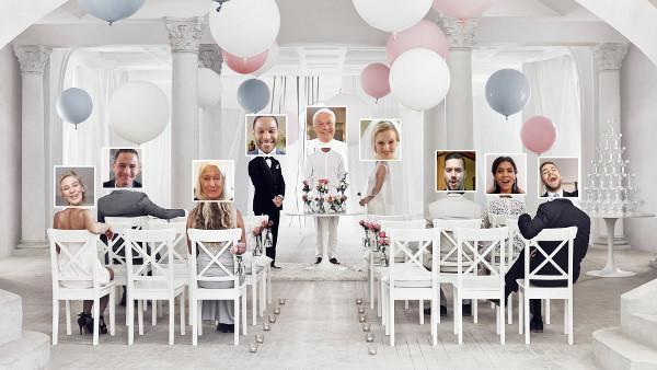 Ikea ile düğünler de artık sanal