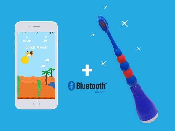 PlayBrush projesi ile diş fırçalama oyuna dönüşüyor