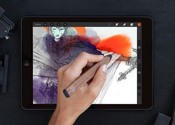 iPad'in sevilen çizimi uygulaması Paper, bulut tabanlı yedekleme sunmaya başladı