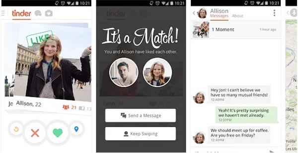 Tinder, Instagram entegrasyonuyla güncellendi