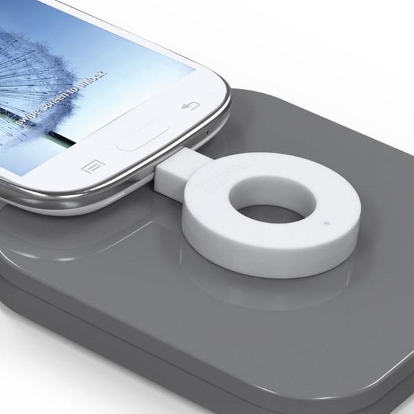 Duracell mobil cihazlara yönelik kablosuz şarj halkası geliştirdi