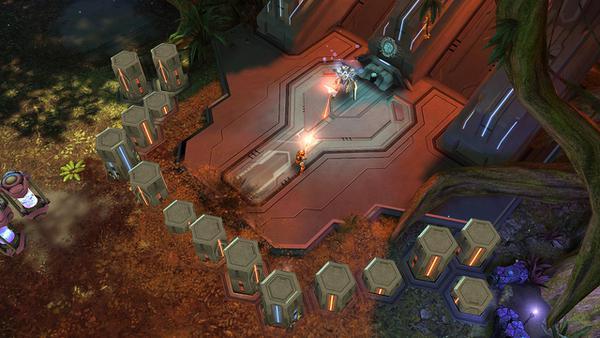 Halo : Spartan Strike mobil cihazlar için indirmeye sunuldu