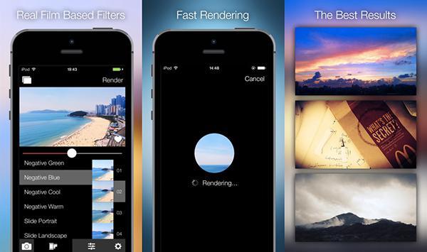 Video odaklı iOS uygulaması Analog Video artık ücretsiz