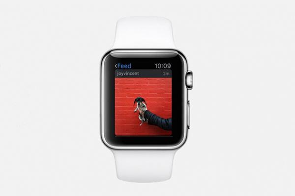 Apple Watch için Instagram bu hafta geliyor
