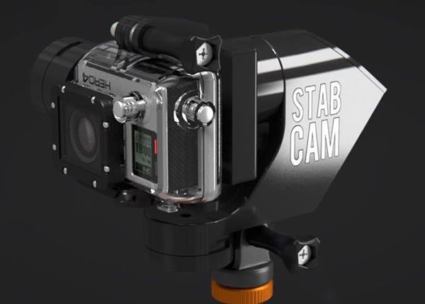 Akıllı telefonlar üzerinden kontrol edilebilen yeni GoPro sabitleme aparatı: StabCam
