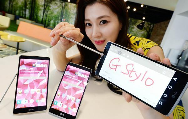 Ekran kalemi destekli LG G Stylo resmiyet kazandı