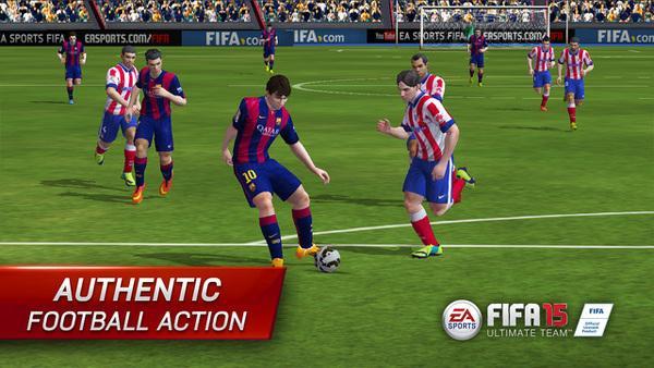 FIFA 15 saatinize bildirim gönderecek